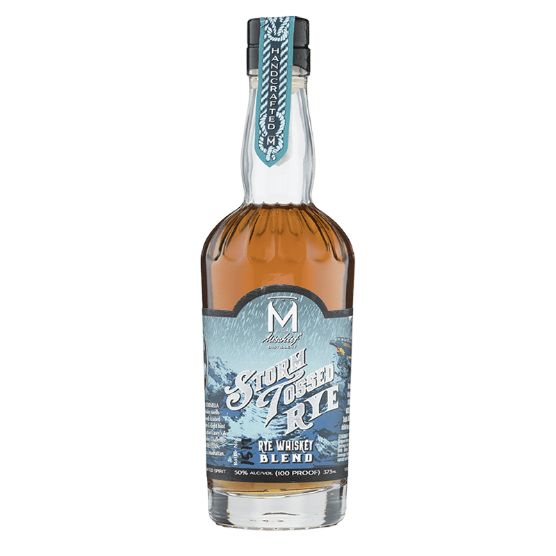 Fremont Mischief Distilling Storm Toss Whiskey CAPT. Sig Hansen 750ml buy online great american craft spirits