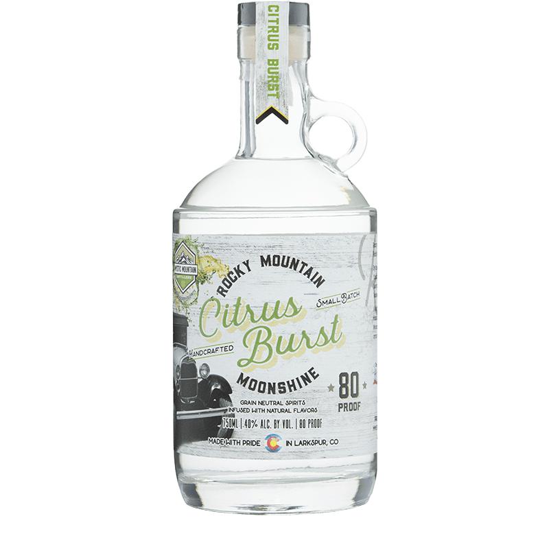 mystic mountain citrus burst moonshine buy online great american craft spirits