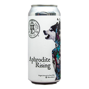 MOTHER EARTH APHRODITE RISING HAZY IPA 16.oz