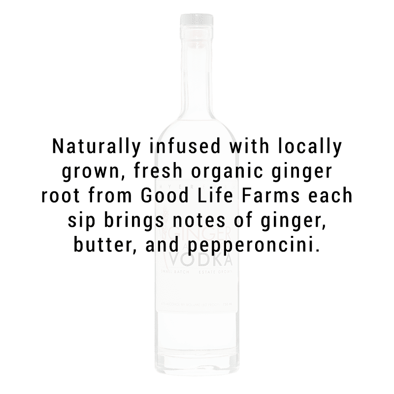 Myer Farm Ginger Vodka 750ml