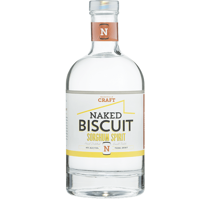 Nashville Craft Naked Biscuit Sorghum Spirit Rum 750ml buy online great american craft spirits