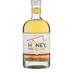Nashville Craft Honey Spiced Honey Liqueur 750ml buy online great american craft spirits