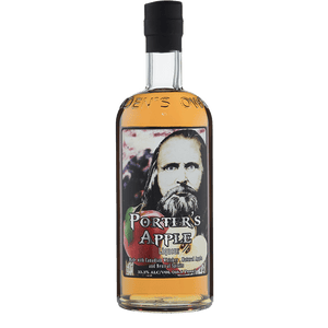 Ogden's Own Distillery Porter's Apple Liqueur 750ml buy online great american craft spirits