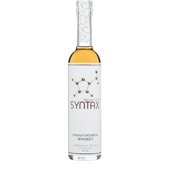 Syntax Distillery Straight Bourbon Whiskey 750mL