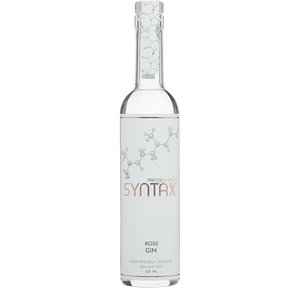 Syntax Distillery Rose Gin 750mL