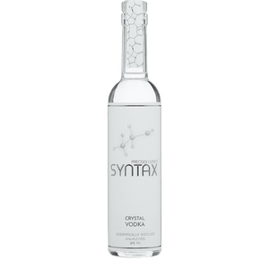 Syntax Distillery Crystal Vodka 750mL