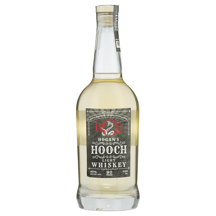 Rattlesnake Creek Hogan's Hooch Light Whiskey 750mL
