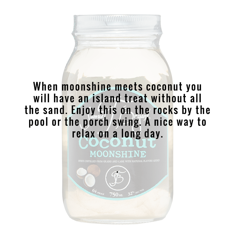 SAMUEL BRYANT TENNESSEE COCONUT 750ml