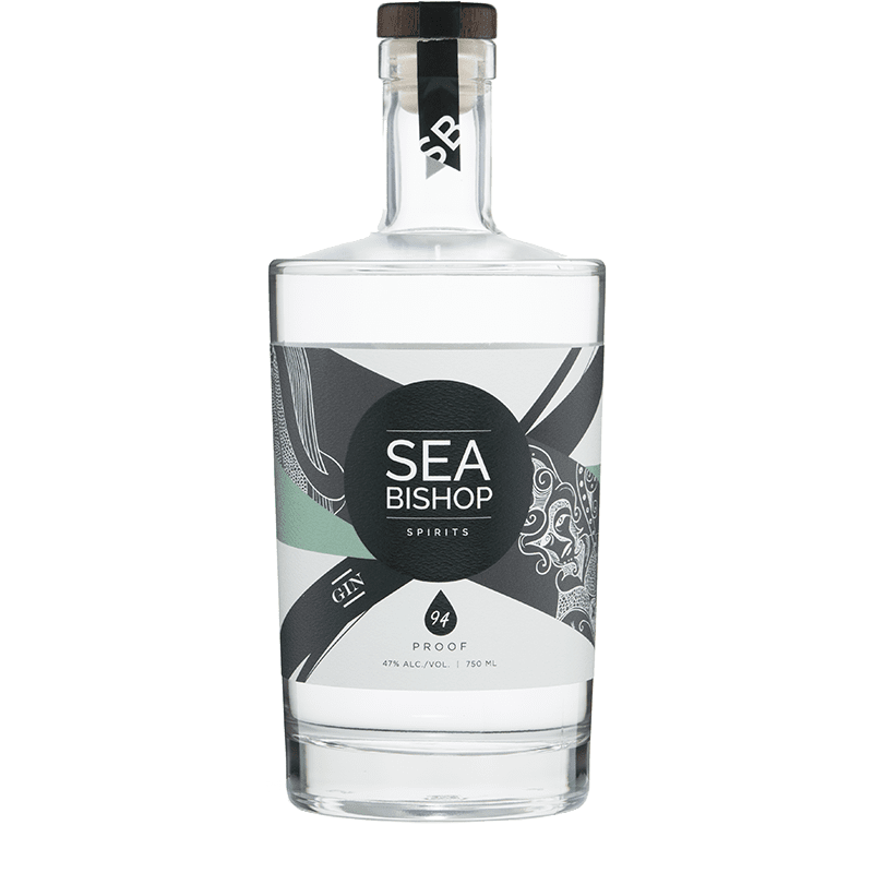 sea bishop distillery buy online  gin great american craft spirits