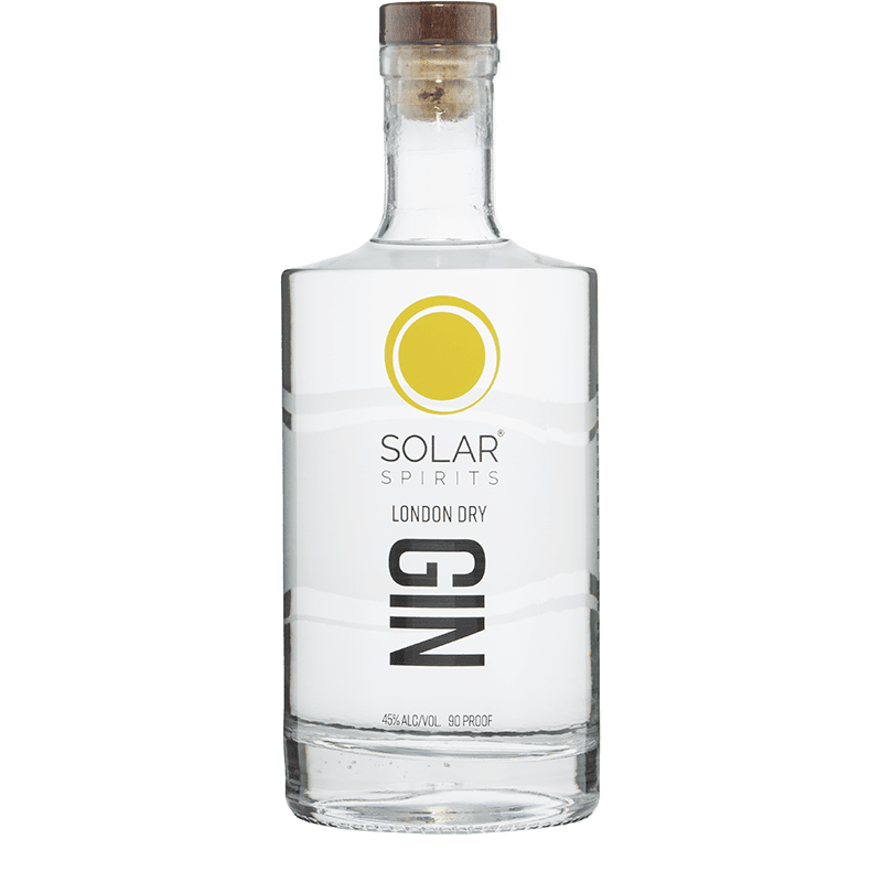 solar distillery gin buy online great american craft spirits