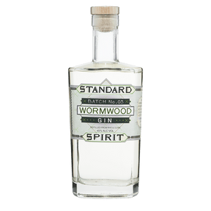 Standard Wormwood Distillery Wormwood Gin 750 mL buy online great american craft spirits