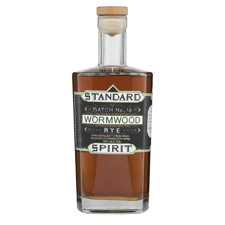 Standard Wormwood Distillery Wormwood Rye 750mL buy online great american craft spirits