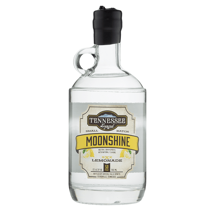 Tennessee Legend Lemonade Moonshine 750mL buy online great american craft spirits