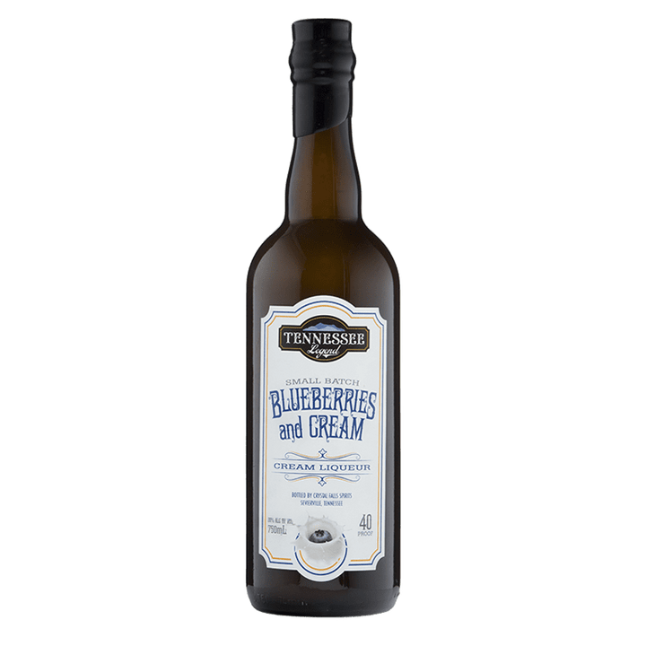 Tennessee Legend Blueberries and Cream 750mL buy online great american craft spirits