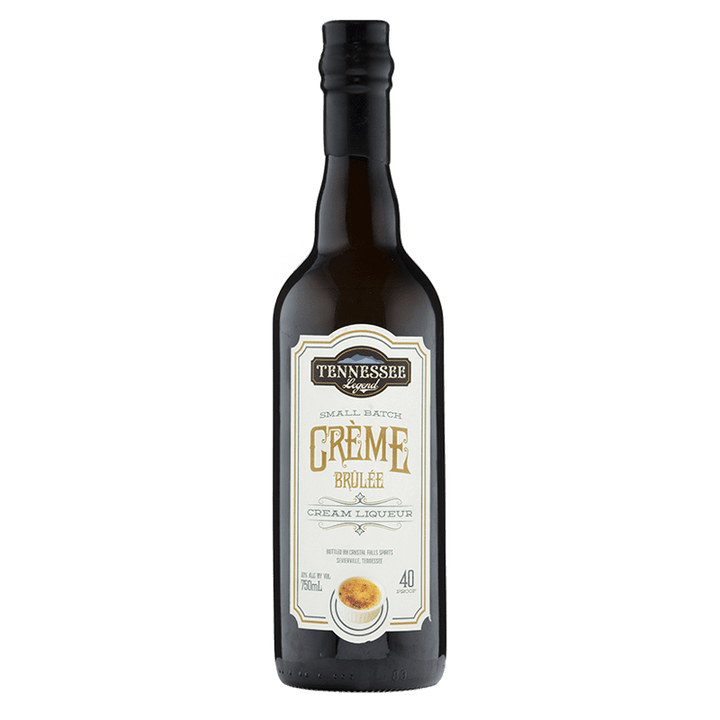 Tennessee Legend Crème Brûlée Cream Liqueur 750mL buy online great american craft spirits