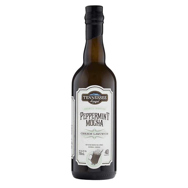 Tennessee Legend Peppermint Mocha 750mL buy online great american craft spirits