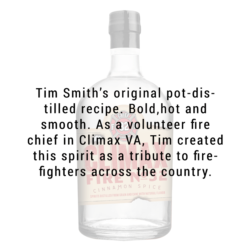 TIM SMITH'S FIRE No32 CINNAMON SPICE 750ml
