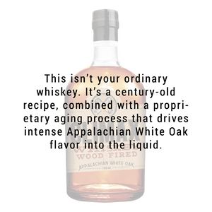 TIM SMITH's CLIMAX WOOD-FIRED WHISKEY 750ml