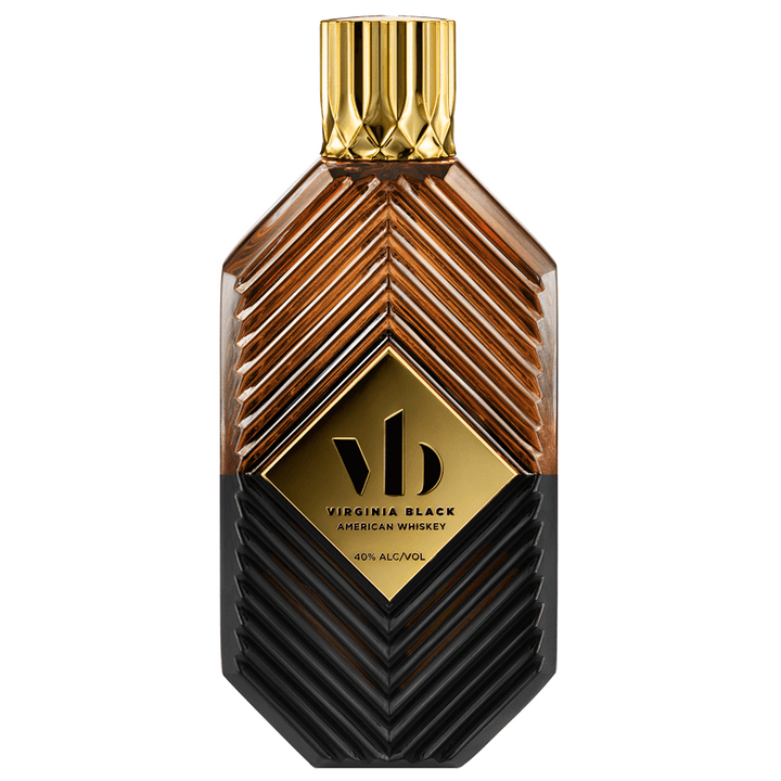 Virginia Black Whiskey 750mL