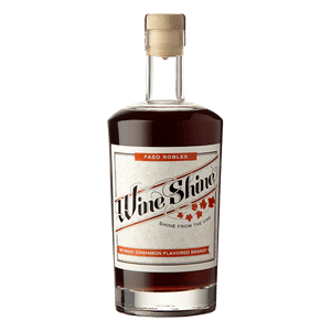 WINE SHINE CINNAMON BRANDY 750ml