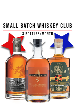 Small Batch Whiskey Club