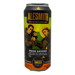 ALE SMITH DIEGO ANTONIO WEST COAST IPA 16.oz
