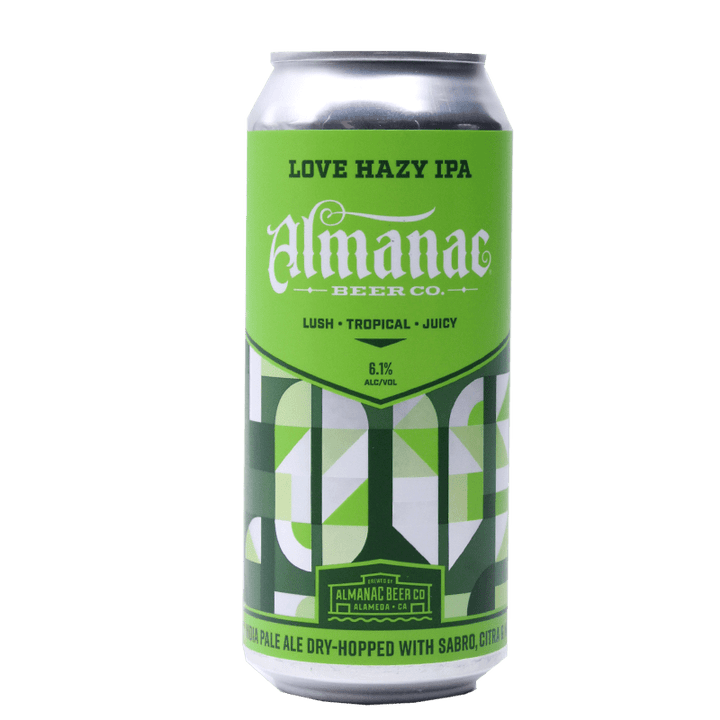ALMANAC LOVE HAZY IPA 16.oz