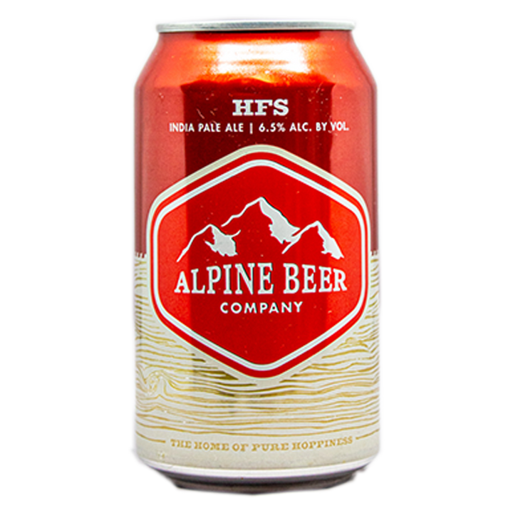 ALPINE HFS IPA 12.oz