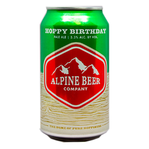 ALPINE HOPPY BIRTHDAY 12.oz