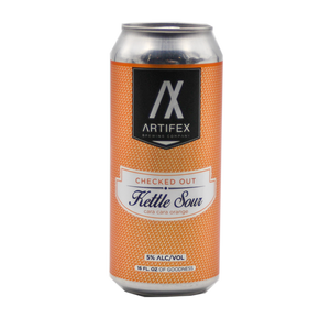 ARTIFEX CHECKED OUT KETTLE SOUR 16.oz