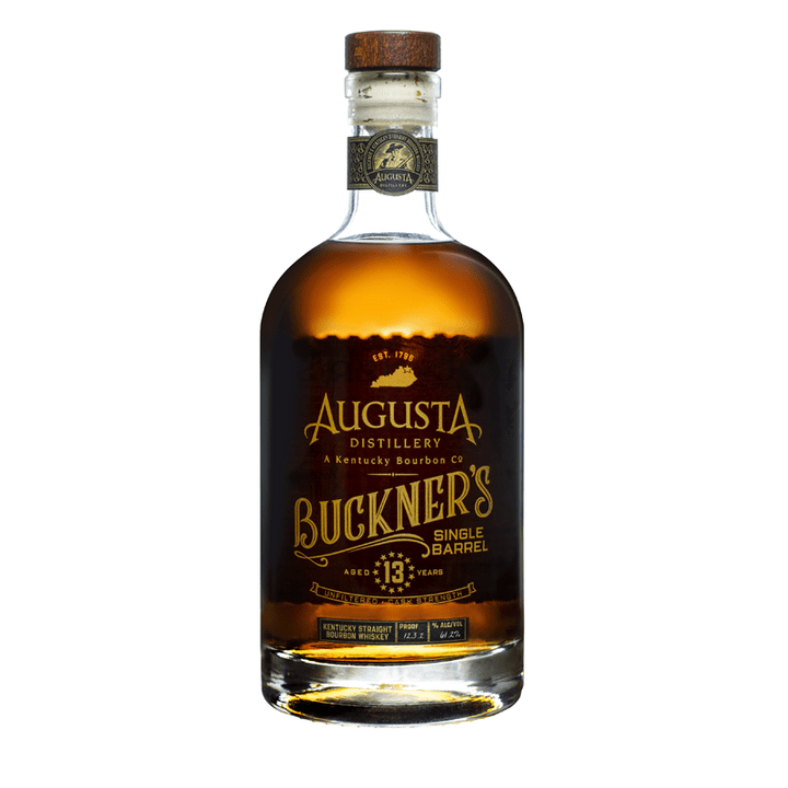 Augusta Distillery Buckner's Kentucky Straight Bourbon Whiskey 750mL