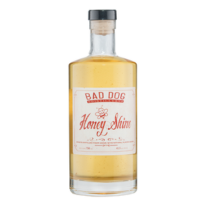 Bad Dog Distillery Honey Shine 750mL buy online great american craft spirits