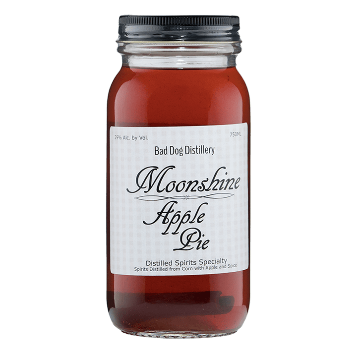 Bad Dog Distillery Moonshine Apple Pie 750mL