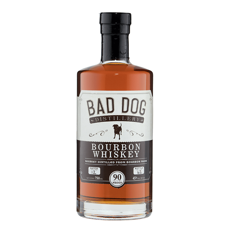 Bad Dog Distillery Bourbon Whiskey 750mL buy online great american craft spirits
