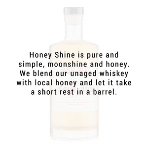 Bad Dog Distillery Honey Shine 750mL