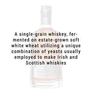 Bainbridge Battle Point Organic Wheat Whiskey 750ml