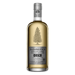 Bainbridge Heritage Oaked Doug Fir Gin 750ml