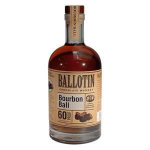 BALLOTIN BOURBON BALL WHISKEY 750ml
