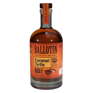 BALLOTIN CARAMEL TURTLE WHISKEY 750ml