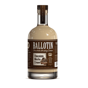 BALLOTIN CHOCOLATE MOCHA WHISKEY CREAM 750ml