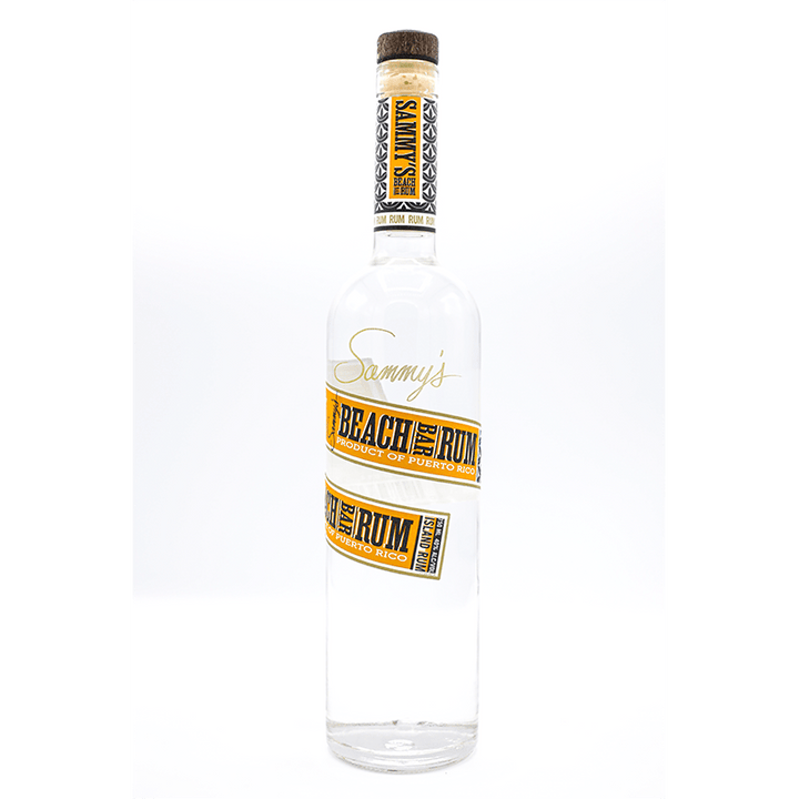 Sammy's Beach Bar White Rum 750mL