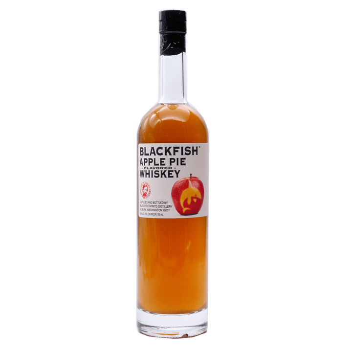 Blackfish Spirits Apple Pie Whiskey 750mL