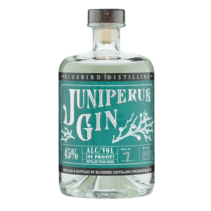 Bluebird Distilling Juniperus Gin 750ML
