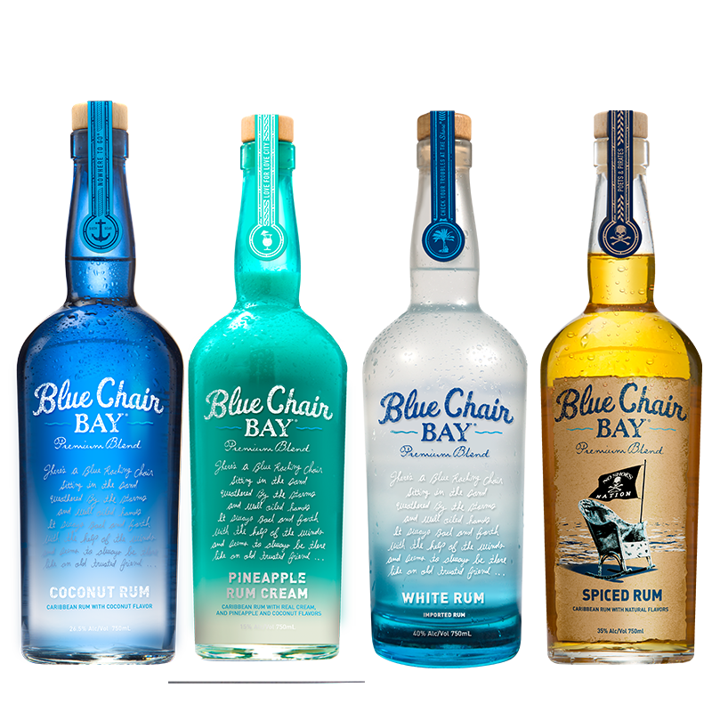 Four Pack - Blue Chair Bay Rum