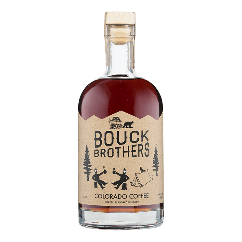Bouck Brothers Colorado Coffee Whiskey 750mL