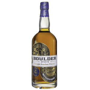 "Boulder Spirits ""Bottled in Bond"" Straight Bourbon Whiskey 750mL"