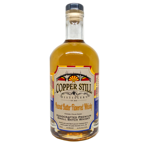 Copper Still Distillery Peanut Butter Flavored Whisky 750mL