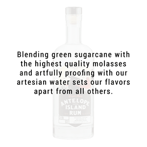 Dented Brick Antelope Island Rum 750ml
