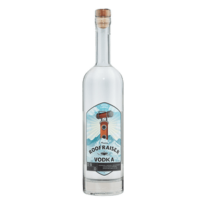Dented Brick Roofraiser Vodka 750ml buy online great american craft spirits