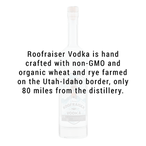 Dented Brick Roofraiser Vodka 750ml